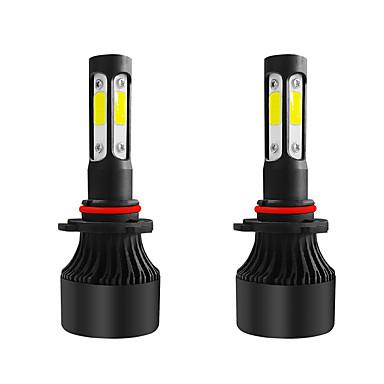 voordelige Autokoplampen-2pcs H10 / 9005 Automatisch Lampen 36 W LED Mistlamp / Koplamp Voor Universeel Alle jaren