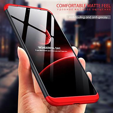 Недорогие Чехлы и кейсы для Galaxy Note 3-Кейс для Назначение SSamsung Galaxy S9 / S9 Plus / S8 Plus Защита от удара Кейс на заднюю панель Однотонный ПК