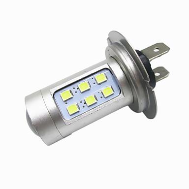 ieftine Faruri de Mașină-H7 Becuri 12W LED Performanță Mare 12 Frontală Pentru