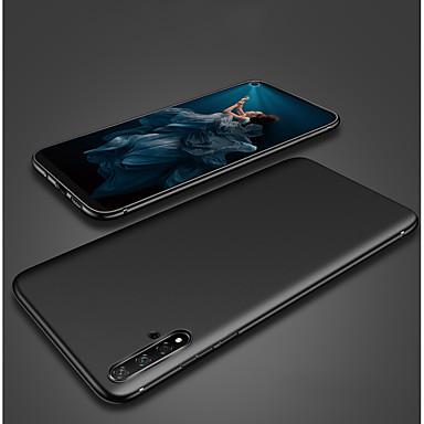 Θήκη Za Samsung Galaxy Samsung Note 10 / Galaxy Note 10 Plus Otporno na trešnju / Ultra tanko Stražnja maska Jednobojni silika gel
