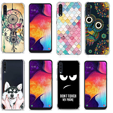cheap Cell Phone Cases-Case For Samsung Galaxy Galaxy A10(2019) / Galaxy A30(2019) / Galaxy A50(2019) Pattern Back Cover Cartoon TPU