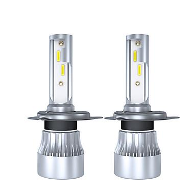 voordelige Autokoplampen-2pcs 9003 / H4 / HB2 Automatisch Lampen LED Koplamp Voor Universeel Alle jaren