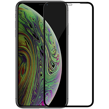 voordelige iPhone screenprotectors-AppleScreen ProtectoriPhone 11 High-Definition (HD) Voorkant screenprotector 1 stuks Gehard Glas