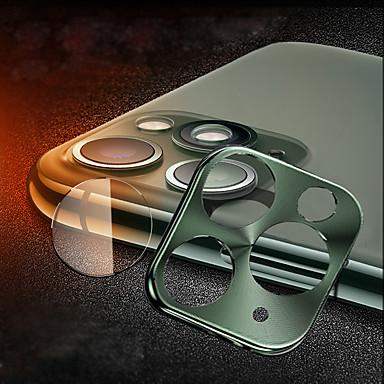 voordelige iPhone screenprotectors-lenscamera beschermer combo titanium legering hd gehard glas voor iPhone 11/11 pro / 11 pro max / x / xs / xs max / xr / 7 8/7 8 plus