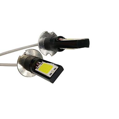 voordelige Automistlampen-2 stks luchtvaart aluminium warmteafvoer 20 w 1800lm h3 led mistlampen witte kleur