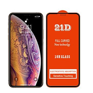 voordelige iPhone screenprotectors-21d 9h schermbeschermer voor iphone 11 11pro 11promax gehard glas high definition voor iphone x xs xr xsmax