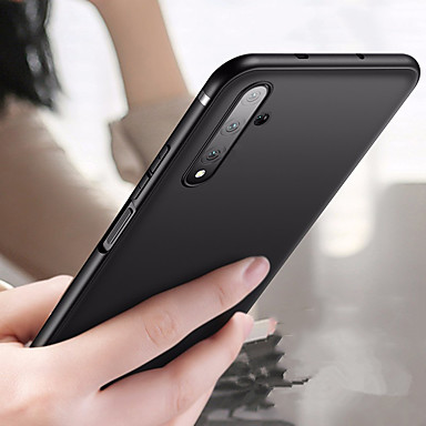 voordelige Galaxy Note-serie hoesjes / covers-slank zacht TPU-telefoonhoesje voor Samsung Galaxy Note 10 Note 10 plus Note 9 Note 8
