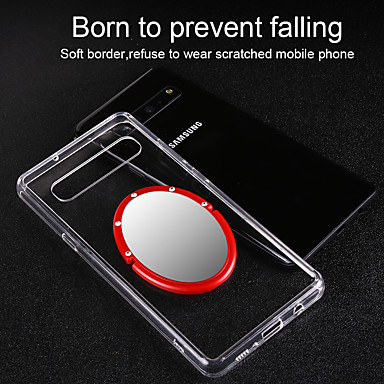 voordelige Galaxy Note-serie hoesjes / covers-hoesje voor Apple iPhone 11 / iPhone 11 pro / iPhone 11 pro max. ultradunne achterkant effen gekleurde TPU