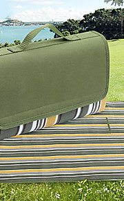 Picnic Blanket Single Waterproof Portable Polyester for Outdoor