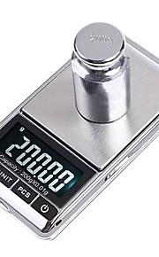 200G*0.01G Mini Digital Scale Pocket Jewelry Scale Portable Electronic Jewellery Diamond Scales