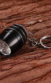 Chaveiros com Lanterna LED 30 lm 1 Modo - Super Leve Tamanho Compacto Tamanho Pequeno para Multifunções 1 * CR2025