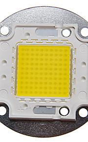 8000-9000 Led Brikke Aluminium 100W