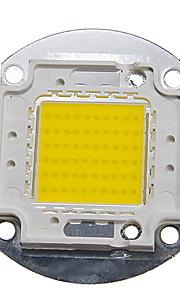 ZDM ™ DIY 60W høy effekt 5000-6000lm naturlig hvitt lys integrert LED-modul (32-35v)