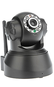 Easyn® 720P 1.0MP Wireless IP Camera WIFI Audio Night Vision for Android iPhone PC