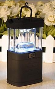 Lanterner & Telt Lamper LED 250 Lumen 1 Tilstand - AA Vandtæt Camping/Vandring/Grotte Udforskning Dagligdags Brug Dykning/Lystsejlads