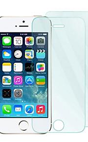 Защитная плёнка для экрана Apple для iPhone 6s Plus iPhone 6 Plus iPhone SE/5s Закаленное стекло 2 штs Защитная пленка для экрана