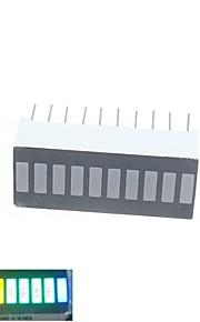 10 Segment Digital LED Bar Display