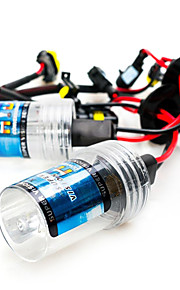 H11 12V 55W Xenon Hid Replacement Light Bulbs 8000k