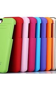 3200mAhStrømbank Eksternt Batteri Inkluderer stativ Batterietui til iPhone 3200 1000 Inkluderer stativ Batterietui til iPhone