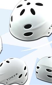 קסדה - יוניסקס - הר - רכיבה על אופניים / רכיבה על אופני הרים ( לבן / אדום / ורוד / שחור / כחול , EPS / ABS ) 17 פתחי אוורור