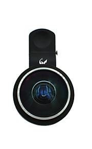 아이폰 삼성을 Moblie 전화를위한 oldshark 235도 보편적 인 클립에 슈퍼 물고기 눈 렌즈