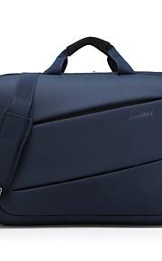 17,3-Zoll-Laptop Umhängetasche wasserdichte Oxford-Tuch mit Gurt Notebooktasche Handtasche für macbook / dell / hp / lenovo, usw.