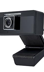 USB 2.0 HD CMOS webcam 1280x720 30fps con microfono