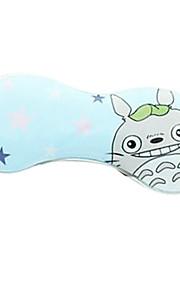 desenhos animados aliviar olho gelo sensação de fadiga óculos de sono cores aleatórias