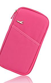 Capanga Portátil para Organizadores para ViagemRosa Verde Azul Rosa claro Vinho