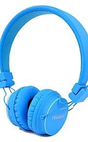 Fineblue F1 Kuulokkeet (panta)ForMedia player/ tabletti / Matkapuhelin / TietokoneWithMikrofonilla / DJ / Äänenvoimakkuuden säätö /