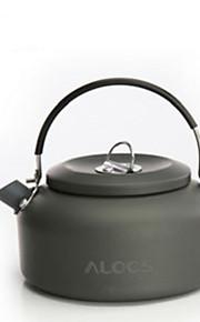 1.4 Liters Outdoor Kettle Aluminum Kettle Boiling Teapot Ultraportability