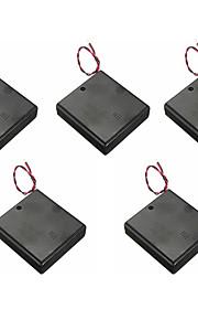 SENDAWEIYE AA Battery case حالات البطارية 4PCS 6V