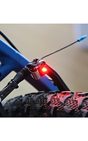 Safety Lights LED LED Cycling Super Light Small Size C-Cell 100 Lumens Battery Cycling/Bike