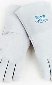 Welding Cowhide Stretch Gloves