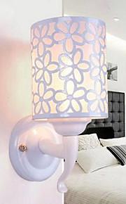 Μοντέρνο / Σύγχρονο Λαμπτήρες τοίχου Μέταλλο Wall Light 110-120 V / 220-240 V 40W