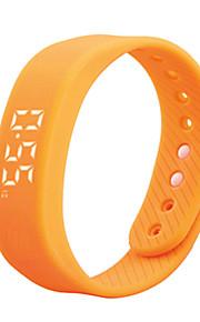 Умный браслет T5 для Microsoft Windows Израсходовано калорий / Длительное время ожидания / Защита от влаги / Регистрация дистанции / Педометры / > 480 / Спорт