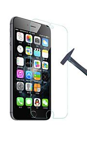 2pcs chaude qualité de vente verre trempé protecteur d'écran du film pour Apple iPhone 6s / 6