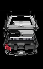 Kılıf Na Jabłko iPhone 8 / iPhone 8 Plus / iPhone 7 Odporność na wodę / brud / uderzenia Pełne etui Solidne kolory Twardość Aluminium na iPhone 8 Plus / iPhone 8 / iPhone 7 Plus