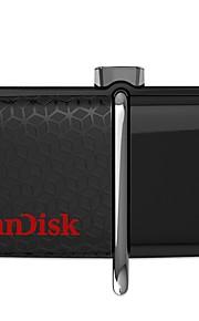 SanDisk 32GB unidade flash usb disco usb USB 3.0 micro USB Plástico
