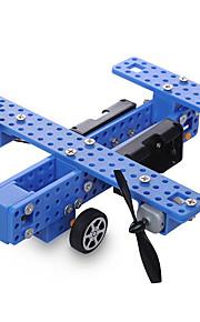 Crab Kingdom DIY Technology Combat Aircraft Model Common Wheel Propeller Fighter 43