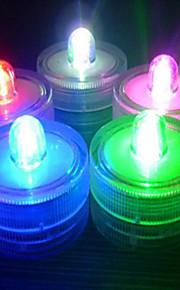 Akvária LED osvětlení Vícebarevný Netoxické a bez chuti LED lampa DC 12V