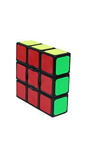 Rubiks terning Let Glidende Speedcube 1*3*3 Scramble Cube / Floppy Cube Magiske terninger Glat klistermærke Kvadrat Gave