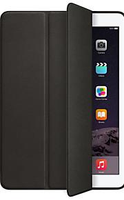 Kılıf Na Apple Mini iPad 4 Mini iPad 3/2/1 iPad 4/3/2 iPad Air 2 iPad Air Z podpórką Auto uśpienie / włączenie Flip Origami Pełne etui