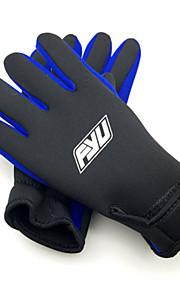 Diving Gloves Full-finger Gloves Unisex Keep Warm Wearable Diving Lycra
