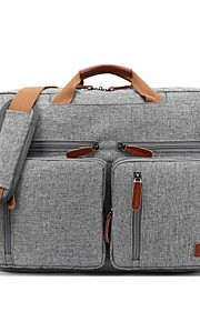 17.3 inch Business Laptop Multifunctional Handbag Backpack Shoulder Bag Notebook Bag for Dell/HP/Lenovo/Sony/Acer/Surface etc
