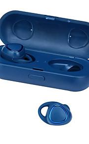 SM-R150 I øret Trådløs Hodetelefoner dynamisk Plast Kjøring øretelefon Mini / Med ladeboks / Med mikrofon Headset