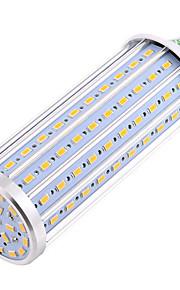 YWXLIGHT® 1szt 45W 4400-4500 lm E26/E27 Żarówki LED kukurydza E27 / E14 140 Diody lED SMD 5730 Dekoracyjna Oświetlenie LED Ciepła biel