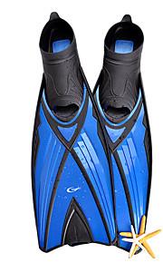 Diving Fins Long Blade Diving / Snorkeling Mixed Materials Eco PC
