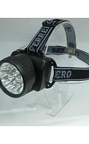Lanternas de Cabeça Farol Dianteiro LED lm 1 Modo LED Fácil de Transportar para Campismo / Escursão / Espeleologismo Uso Diário Ciclismo