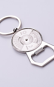 Keychain Outdoor Exercise Outdoor Anti-Friction Zinc Alloy 1 pcs